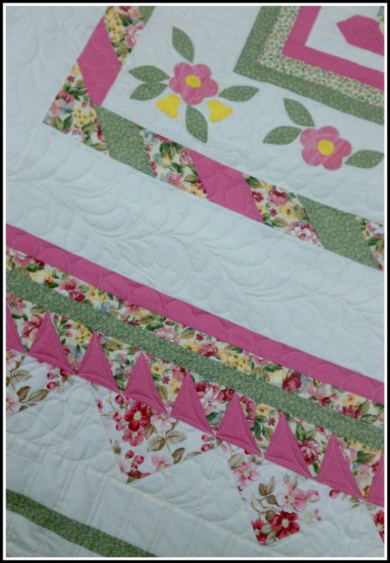 shirl's quilt- borders