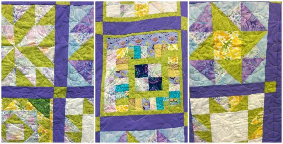 Toni Quilt Blocks Collage