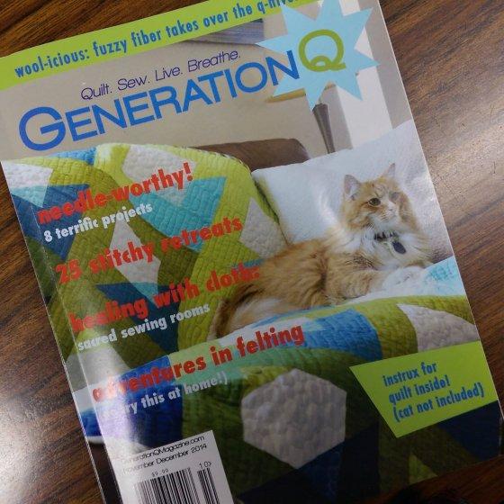 Gen Q magazine