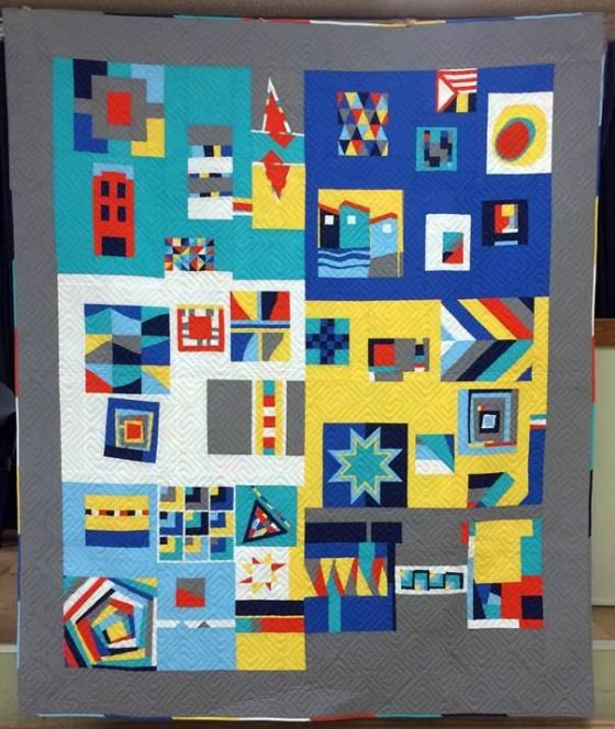Seattle Moder Quilt Guild 1