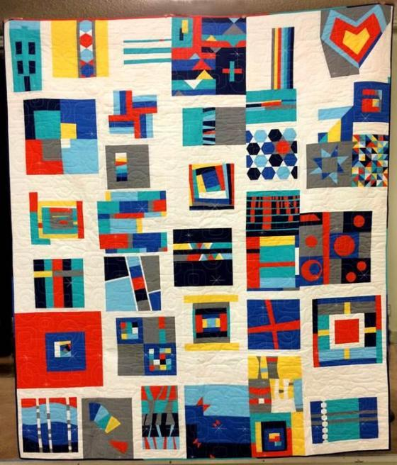 Seattle Moder Quilt Guild 2