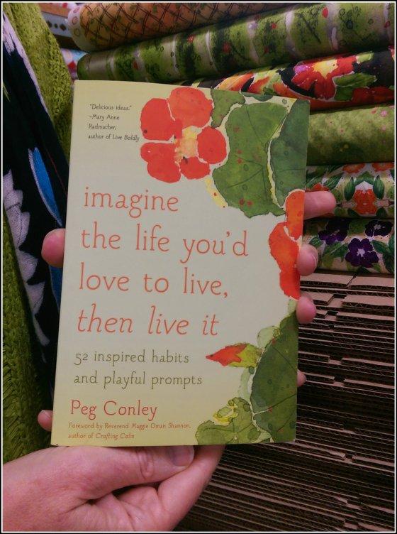 Peg Conley Book