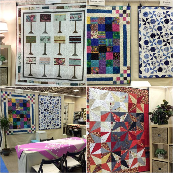 Clothworks Booth Collage