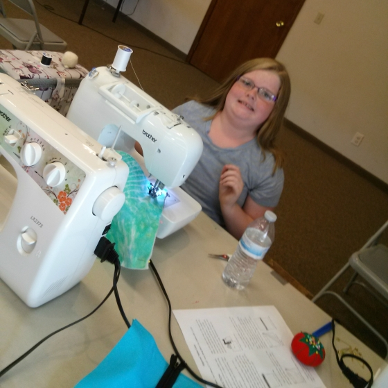 AMB- Craetive You- Sewing