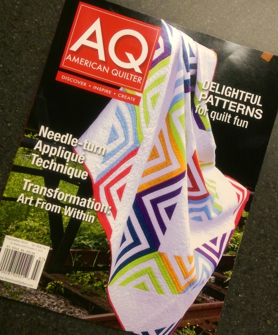 AQ quilter Cover
