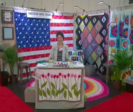 AMB Festival Booth