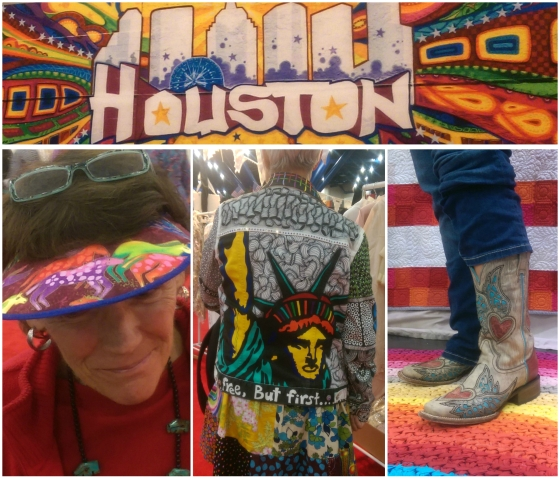 Houston Style Collage