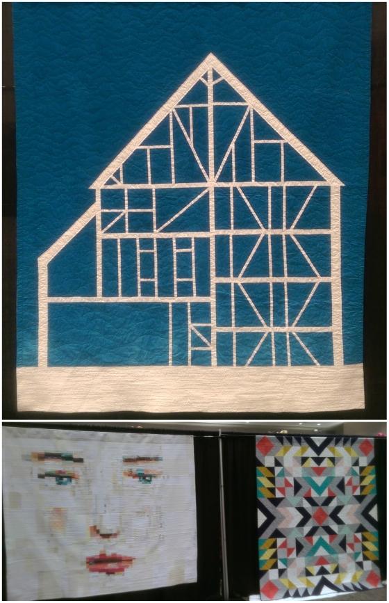 Modern Quilt Collage