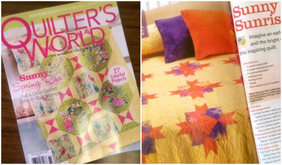 Quilter World Collage