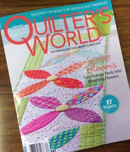 Quilter's World Cover