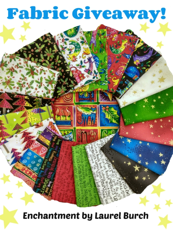 enchantment Fabric Giveaway