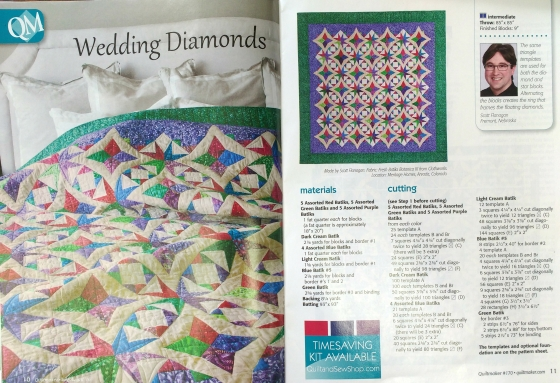 Wedding Diamonds full spread