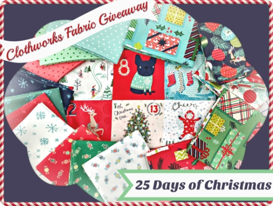 Clothworks Fabric Giveaway- resize