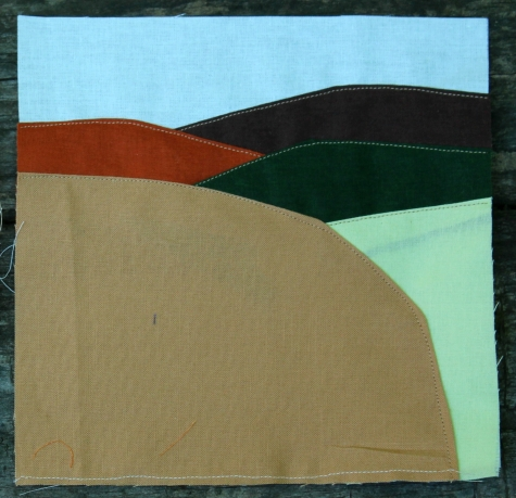 Patty Dudek Elm St Quilts -Block 2