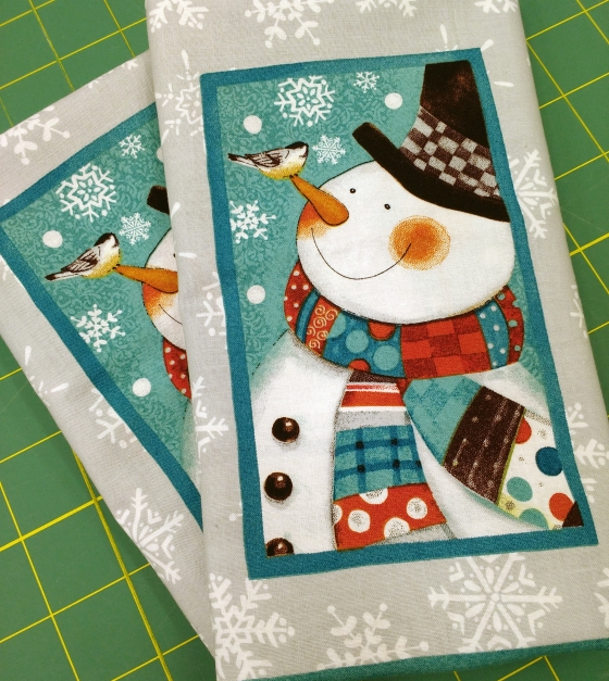 frosty fun folded panels