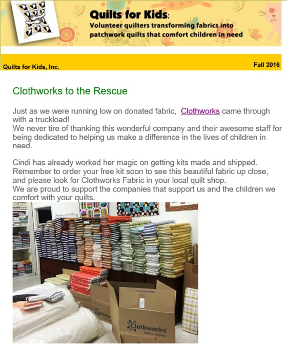 quilts-for-kids-newsletter-clothworks-story