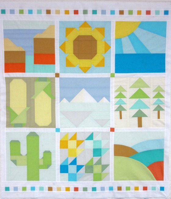 Quilts for Kids quilt by Nancy Lacey
